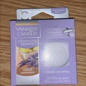 Yankee candle car charm fragrance refill